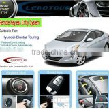 PKE Push Button Start Remote Keyless Starter Car Alarm System for Hyundai Elantra Touring