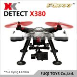 X380 professional drones with hd camera and gps