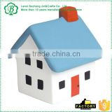 New product good quality house shape Stress Ball directly sale