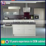 modern lacquer kitchen cabinets/UV or acrylic modular kitchen design for kitchen furniture small kitchen cabinet
