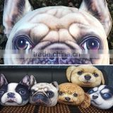 Wholesale High Quality Throw Pillow Cases, Lovely Pet Dog Creative Design Car Seat Cushion Cartoon Animal Cushion Cover