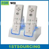 blue charger stand for wii controller