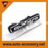 Plastic ABS car grille badges custom car emblem