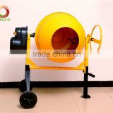 Mini Mobile Hand Operate Electric Motor Gasoline Power Construction Equipment Machine Concrete Mixer Cement Mixer