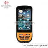 Android PDA Symbol 1D Laser barcode scanner with 4.3inch color touch screen(Sunlight Visible,Outdoor use perfect )