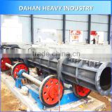 Lowest Price!!! precast concrete beam mold/electric concrete pole making machine