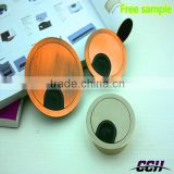 2015 Hot cable grommet,computer cable hole cap,office furniture wire cable grommet box for office desk