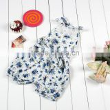 Newest Design Floral Romper Boutique Outfits Gorgeous Spring Sets Toddler Girls Boutique Outfits