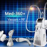 best selling vacuum+rf body slimming machine cellulit and slimming machines cool tech fat freezing slimming machine