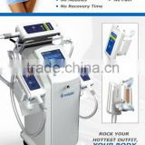 Beauty equipment fat removal salon use vacuum cryotherapy fat freezing fat cell body melting/cellulite slimming machines