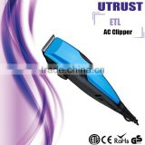 Rechargeable Sharpener Ceramic Blade and Washable Charger Gemei professional high quality hair clippers wholesale