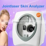 Best selling products analyzer portable smart skin scope analysis with digital test system