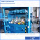 High quality more than 20 years factory supply double cylinder plastic compactor machine