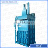 CE certificate high quality factory suppluy hydraulic high quality aluminium scrap baling machine