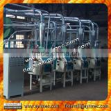 6FTF-78 wheat flour milling machine,wheat processing line, wheat milling equipment, grain maize flour milling