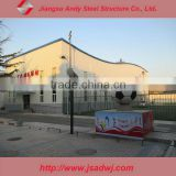 Light Type steel structure sports hall