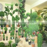 SJLJ013548 artificial potted plant and tree home garden decoration artificial topiary tree