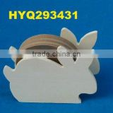wholesale natural MDF coaster