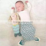 Baby mermaid mermaid tail sleeping bags