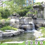 Stylish Artificial Landscaping Rockery with Running Water for Ornament