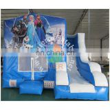 2017 Aier inflatable castle for sale/free cartoon painting inflatable bouncer castle/promote inflatable castle