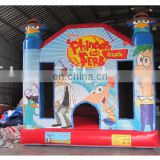 High quality and cheap inflatable bouncer NB009
