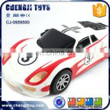 Hot popular friction vehicle toy plastic kids roadster car