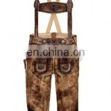 Knee lederhosen, trachten lederhosen, bavarian clothing, bavarian lederhosen (German Clothing)