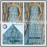 2016 latest high quality fashional african corded lace fabric