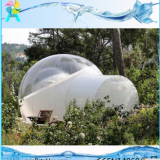Customized Cheap Outdoor Clear Camping Tent,Garden Inflatable Transparent Bubble Tree Tent For Sale