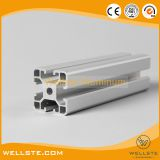 6063 T5 Modular Aluminum Profile T Slot 2040 for Computer Cart