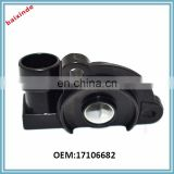 BAIXINDE auto car parts throttle position sensor OEM 17106682 17087654 817203 817204