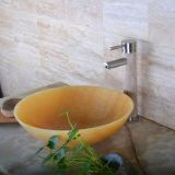 Honey Onyx Sinks, Honey Onyx Wash Basins, Nature Stone Bathroom Sinks