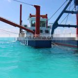 3000m3/h cutter suction dredger river sand dredging machine price