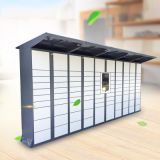 Intelligent locker systems//Parcel locker steel material and customized locker size for sale from China with cheap price