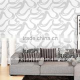 European damask wallpaper for home decoration murals in china bamboo wallpaper tapet kataloger