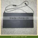 rubber warm propagation heat mat