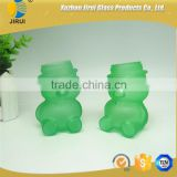 70ml Bear Shape Glass candy Jar