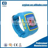 2015 new SOS Function Remote GPS Tracking Hand-free Digital Kids Smart watch with Real-time GPS Monitoring