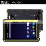 MOGLE New 7inch quad core MTK6582 A7 android 4.4.2 rugged tablet pc with 3g gps nfc function