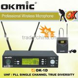 OK-1D Single Channels/UHF PLL 32/96 True Diversity