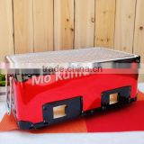 indoor portable Japanese charcoal bbq grill ovens teppanyaki grill table
