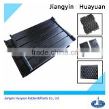 high quality natural rubber profile rubber bearing pad(EPDM,silicone,NR,NBR and recycled rubber)