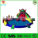 high quality cheap inflatable water park games                                                                         Quality Choice
