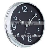 Quartz Movement Clock Silent, 14 inch Plastic Quartz Wall Clock
