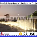 music fountain dancing fountain of large scale in big square and pole