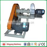 Hot sell floating type 5.5kw 60kg per hour animal feed extruder machine for fish                                                                                                         Supplier's Choice