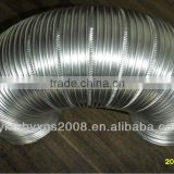 Stainless steel flexible duct hose