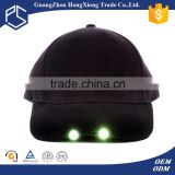 Funky hats for sale cheap custom high quality flex fit led light hats