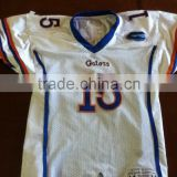American Football Uniforms/ Customized American Football Uniforms sublimation designs and custom size